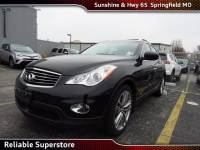 2011 INFINITI EX35 Journey SUV AWD For Sale in Springfield Missouri