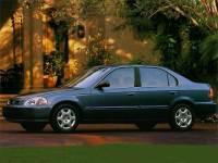 Used 1998 Honda Civic EX Sedan I4 SMPI for sale in O'Fallon IL