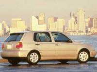 Used 1999 Volkswagen Golf GLS TDI in Cincinnati, OH