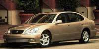 Pre Owned 2000 Lexus GS 300 4dr Sdn