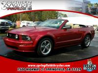 PRE-OWNED 2005 FORD MUSTANG GT PREMIUM RWD 2D CONVERTIBLE