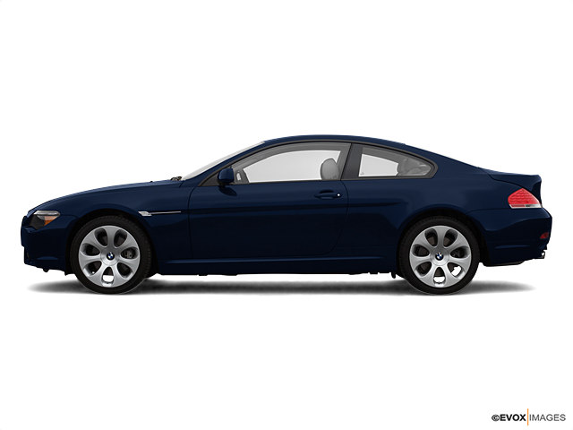 Photo Used 2007 BMW 650i Coupe For Sale Near Los Angeles