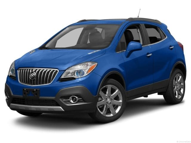 Photo Used 2016 Buick Encore For Sale  Houston TX  Stock GB529137