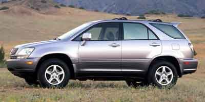 Photo Pre-Owned 2001 Lexus RX 300 300 4WD