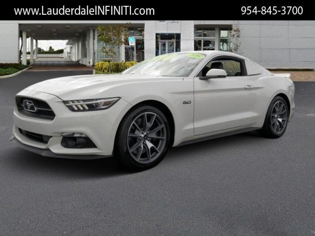 Photo 2015 Ford Mustang GT 50 Years Limited Edition Coupe