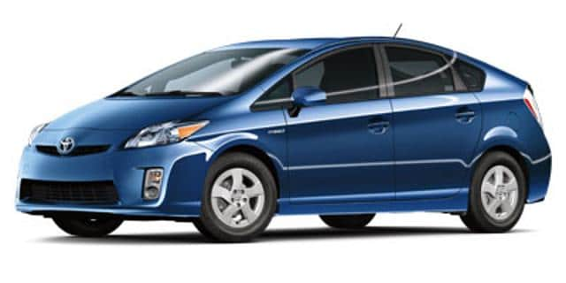 Photo Used 2011 Toyota Prius 5dr HB III in Salem, OR