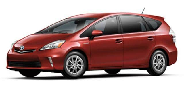 Photo 2012 Toyota Prius V 5dr Wgn Three in Salem, OR