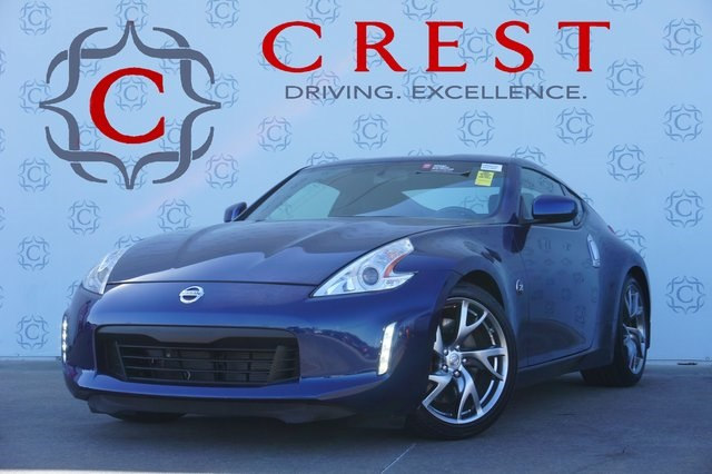 Photo Certified 2017 Nissan 370Z Sport Coupe For Sale in Frisco TX