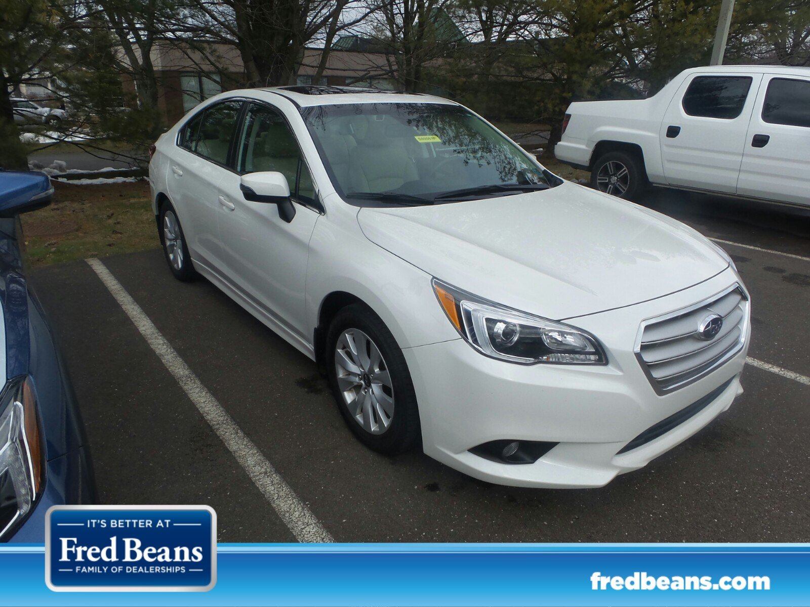 Photo Used 2015 Subaru Legacy 2.5i Premium For Sale in Doylestown PA  Serving Jenkintown, Sellersville  Feasterville  4S3BNAH65F3047332