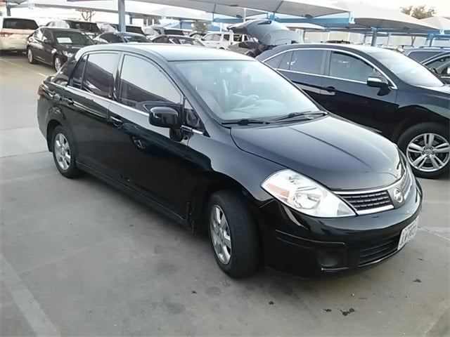 Photo 2008 Nissan Versa For Sale Near Fort Worth TX  DFW Used Car Dealer