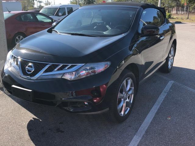 Photo 2014 Nissan Murano CrossCabriolet Base SUV All-wheel Drive  near Orlando FL