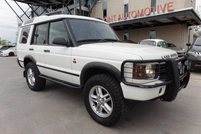 Photo 2004 Land Rover Discovery SE 4X4