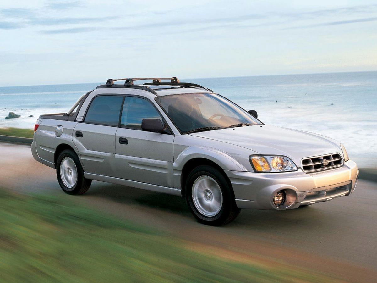 Photo Used 2006 Subaru Baja Turbo for Sale in Tacoma, near Auburn WA