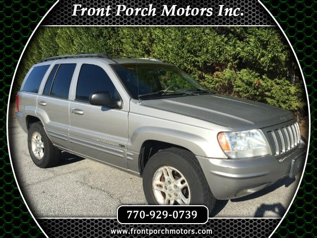 Photo 2000 Jeep Grand Cherokee Limited 2WD