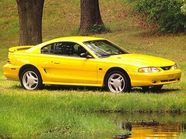 Photo Used 1994 Ford Mustang GT Coupe V8 16V for sale in OFallon IL