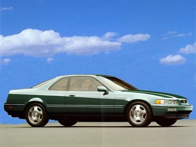 Photo Used 1992 Acura Legend LS in Bellingham