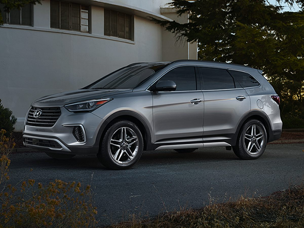 Photo 2018 Hyundai Santa Fe Limited Ultimate SUV All-wheel Drive in Waterford