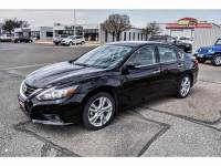 USED 2017 NISSAN ALTIMA 3.5 FWD SEDAN