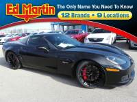Used 2013 Chevrolet Corvette Z06 Hardtop Coupe Near Indianapolis