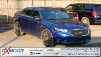 Pre-Owned 2013 Ford Taurus SHO AWD