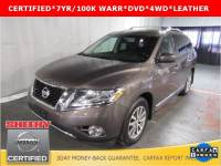 Certified Pre-Owned 2015 Nissan Pathfinder SL SUV in White Marsh, MD