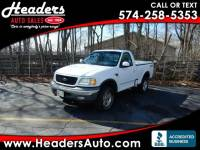 2002 Ford F-150 XL Long Bed 4WD