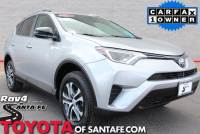 Certified Pre-Owned 2017 Toyota RAV4 LE FWD Sport Utility Vehicle