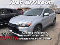 Pre-Owned 2016 Mitsubishi Outlander Sport 2.4 ES FWD Sport Utility Vehicle