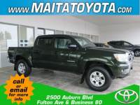 Used 2012 Toyota Tacoma V6 Double Cab 4WD Available in Sacramento CA