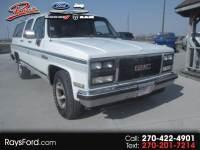 1989 GMC Suburban 1500 2WD
