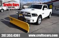 2015 Ram 1500 Sport - w/ Like-New FISHER PLOW! Truck Quad Cab
