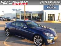 Certified Pre-Owned 2015 Hyundai Genesis Coupe 3.8 Ultimate RWD Coupe