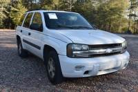 Pre-Owned 2005 Chevrolet TrailBlazer LS 4WD