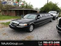 Lincoln Town Car Limousine Price For Sale