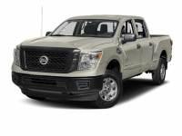 2017 Nissan Titan S Truck