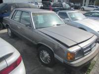 1987 Dodge Aries K LE 4dr Sedan