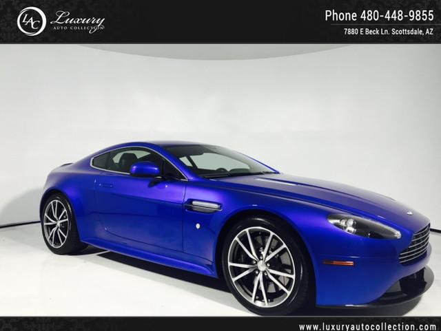 Photo 2014 Aston Martin V8 Vantage S  Navigation  Premium Audio  Heated Seats  11 12 13 With Navigation