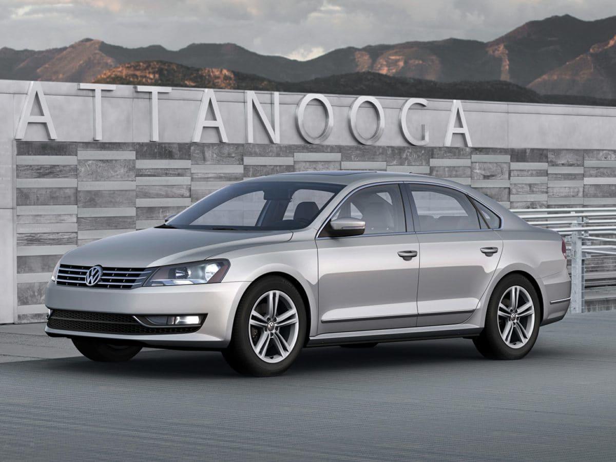 Photo Used 2014 Volkswagen Passat 1.8T S For Sale  Wilmington NC