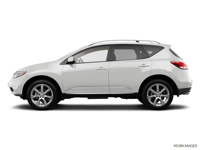 Photo Used 2014 Nissan Murano LE For Sale  Houston TX  Stock EW418684