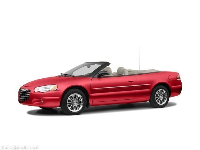 Photo Used 2006 Chrysler Sebring Touring Convertible For Sale Leesburg, FL