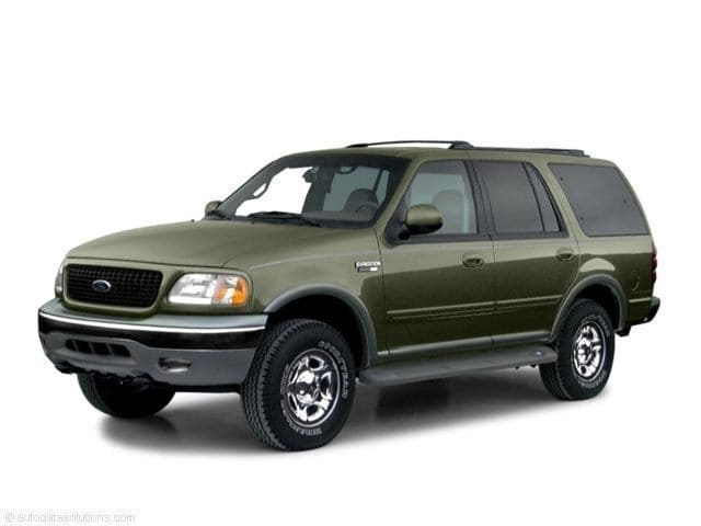 Photo Used 2001 Ford Expedition XLT SUV 4x4 in Klamath Falls