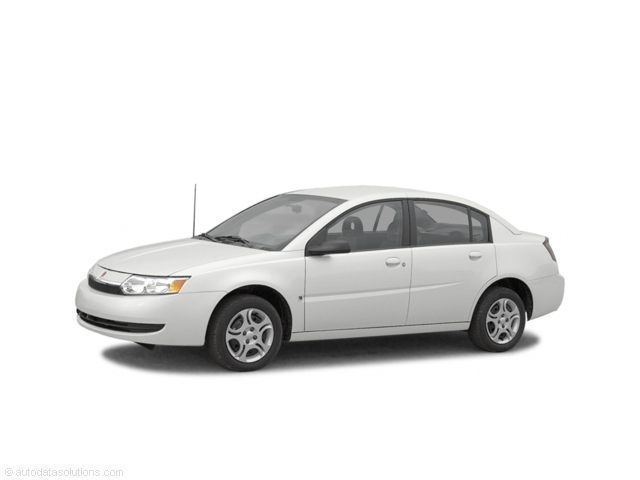 Photo Home of the 500 Price Beat Guarantee 2004 Saturn ION 2 Sedan