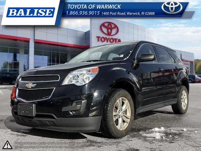 Photo Used 2015 Chevrolet Equinox LS for sale in Warwick, RI