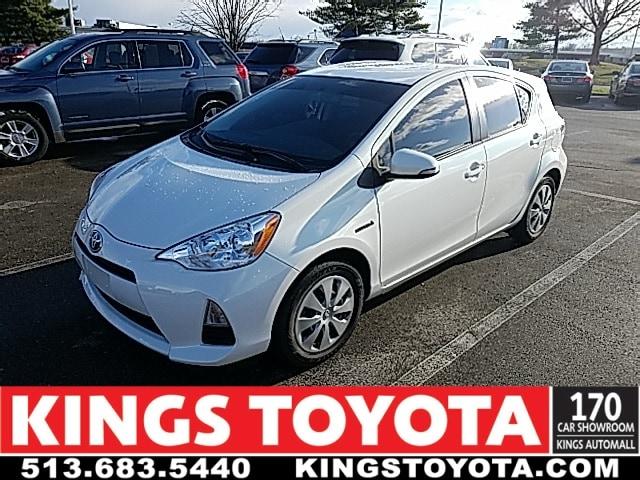 Photo Certified Pre-Owned 2014 Toyota Prius c Two Hatchback in Cincinnati, OH