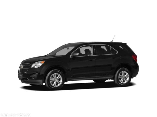 Photo Used 2012 Chevrolet Equinox 1LT SUV in Bowie, MD