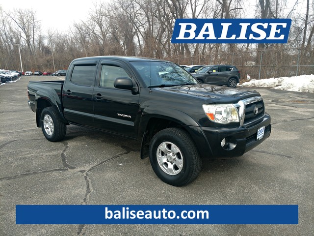 Photo Used 2006 Toyota Tacoma for Sale in West Springfield, MA