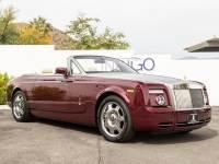 2009 Rolls-Royce Phantom Drophead Coupe Base Convertible