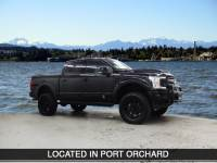 New 2018 Ford F-150 Lariat Black Ops With Navigation & 4WD