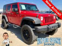 Used 2011 Jeep Wrangler Unlimited Unlimited Sport SUV