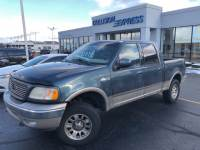 2002 Ford F-150 SuperCrew King Ranch Truck SuperCrew Cab